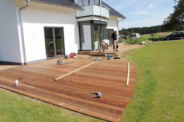 Holzverarbeitung / Zimmerarbeiten